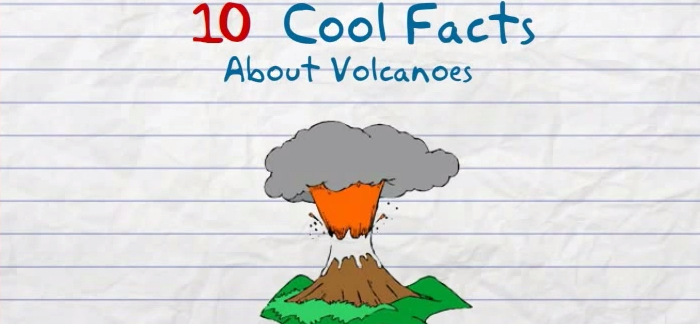 Facts About Volcanoes | myideasbedroom.com