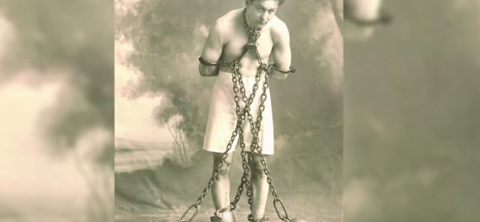 7 Interesting Facts About Harry Houdini