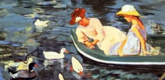 5 Fun Facts About Mary Cassatt