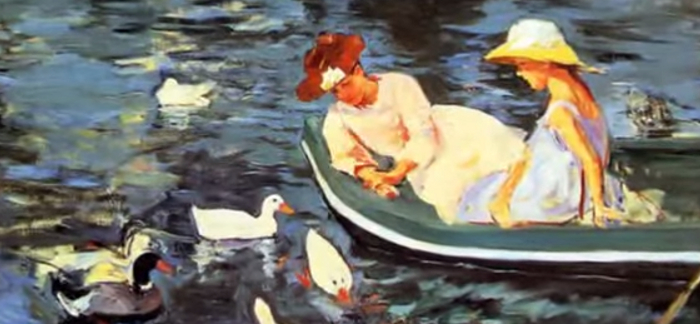 5 Fun Facts About Mary Cassatt
