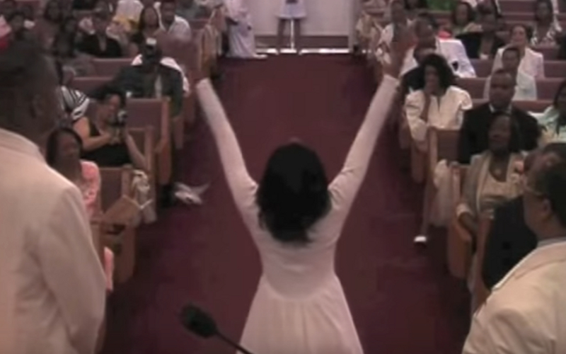 25 Perfect Gospel Wedding Ceremony Songs