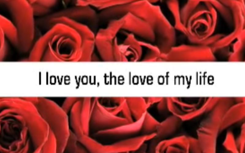 43 Best Love Songs For Wedding Slideshow