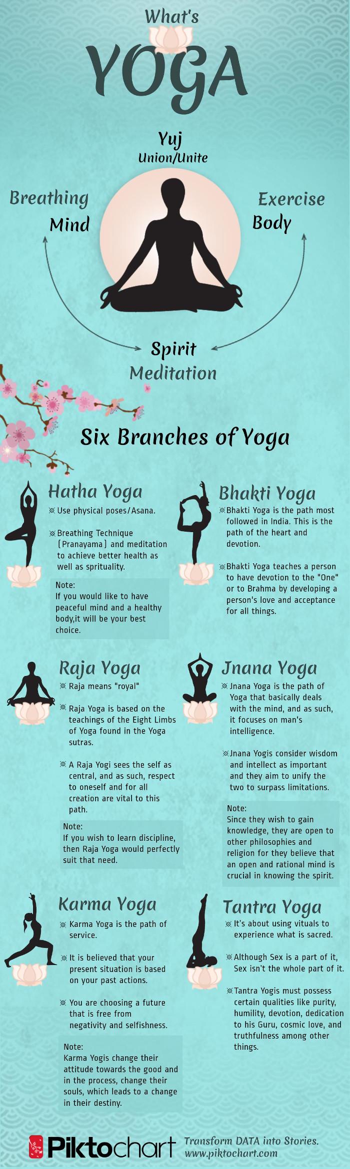 6 Basic Yoga
